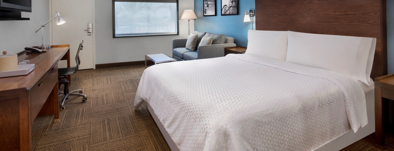 anaheim guest rooms | Four Points by Sheraton Anaheim